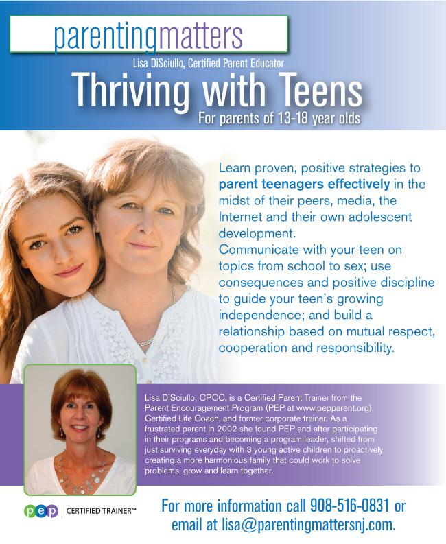 Thriving With Teens Part I