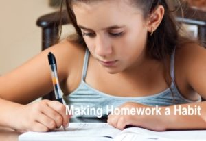 Making Homework a Habit (for all parents) @ Calvary Episcopal Church | Summit | New Jersey | United States
