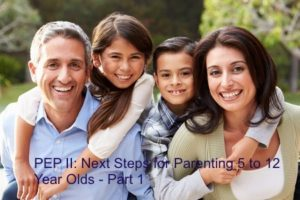 PEP II: Next Steps for Parenting 5-12 Year Olds Part 1 @ Calvary Episcopal Church | Summit | New Jersey | United States