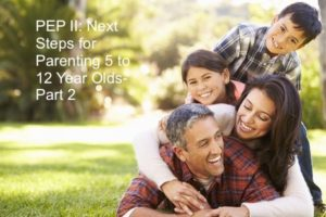 PEP II: Next Steps for Parenting 5-12 Year Olds Part 2 @ Calvary Episcopal Church | Summit | New Jersey | United States