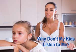 Why Don't My Kids Listen To Me? (for parents of 2 1/2 - 6 year olds) @ Compass Schoolhouse | Westfield | New Jersey | United States