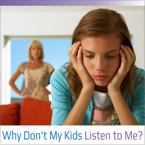 Why Don't My Kids Listen To Me? (for parents of 2 1/2-8 year olds) @ Dunellen | New Jersey | United States