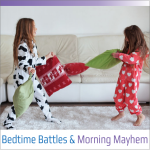 Bedtime Battles and Morning Mayhem: Creating Routines that Work (for parents of 5-12 year olds) @ Mountain Lakes Country Day School | Summit | New Jersey | United States